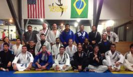 Visit To Tomacelli Academy Brazilian Jiu-Jitsu