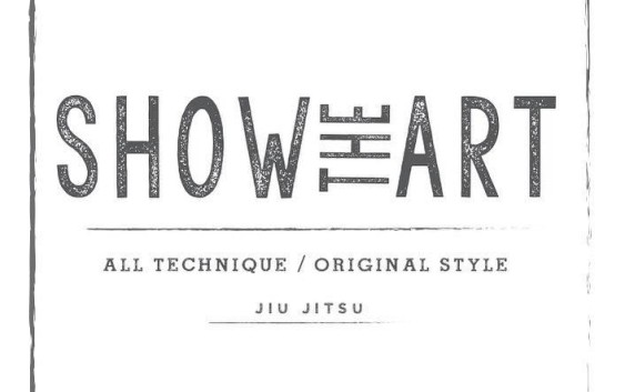 show the art