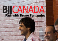 BJJ Canada- Move of the Week- Open Guard Pass by Bruno Fernandes