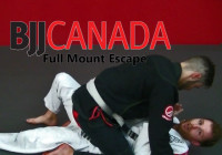 BJJ Canada- Move of the Week- Full Mount Escape