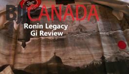 Ronin Legacy Jiu Jitsu Gi