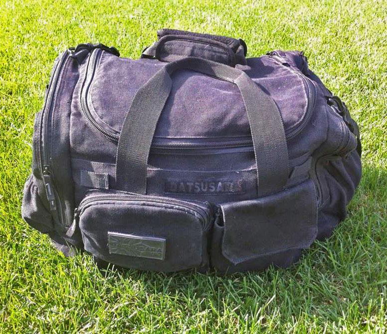 Datsusara Gear Bag Datsusara bag