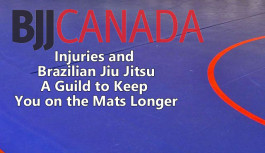 Injuries and Brazilian Jiu Jitsu- A Guild to Keep you on the Mats Longer