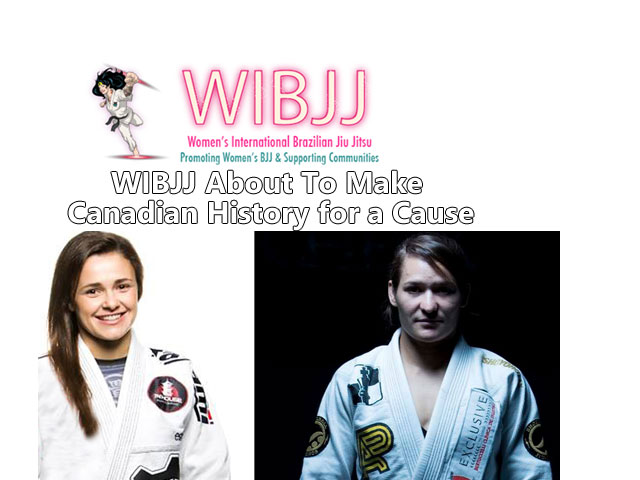 WIBJJ About To Make Canadian History for a Cause