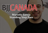 Marcelo Garcia Standing Step Pass