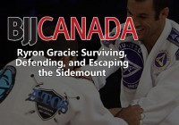 Ryron Gracie: Surviving, Defending, and Escaping the Sidemount
