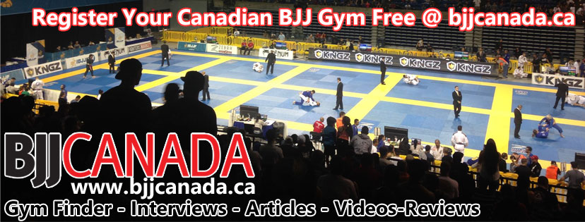 all bjj gyms in canada
