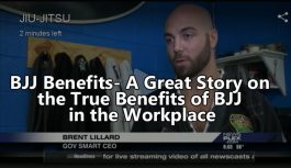 BJJ Benefits- A Great Story on the True Benefits of BJJ in the Workplace